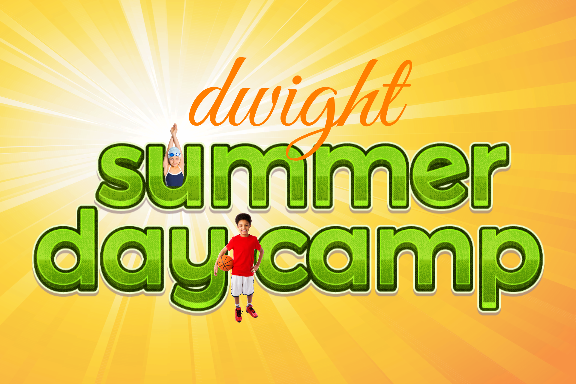 Summer Fun at Dwight Summer Camp!